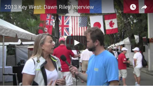 Dawn Riley's Interview With Sailing World