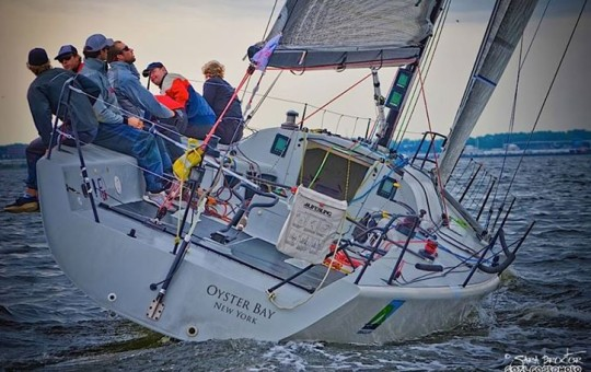 Oakcliff Leading a Trend in Marblehead to Halifax Race