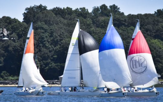 July Grade 4 Clinegatta with Dave Perry