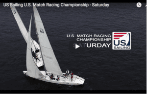 Quarter Finals Shake Ups Day 2 US Match Race Championships