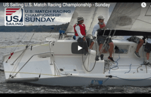 Storrs and Potts Both Winners at US Match Race Champs