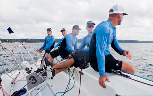 Fighting 'Til The Finish at the US Match Racing Championship