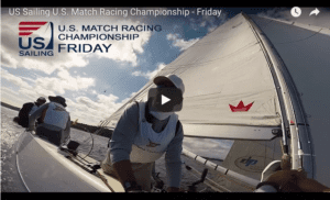 US Match Race Championship Day One Recap