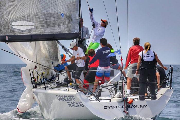 Oakcliff Partners With Bella Mente Quantum Racing - Oakcliff Sailing