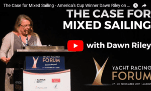 "Yacht Racing Forum 2017 – ""The Case for Mixed Sailing"""